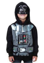 toddler star wars darth vader costume hoodie halloween costumes
