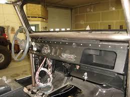 jeep wrangler custom dashboard custom dash fabrication for cj and yj jeeps custom fabrication for