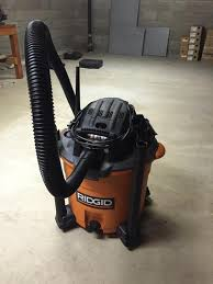 black friday home depot san ramon ridgid 16 gal 5 0 peak hp wet dry vac wd1640 at the home depot