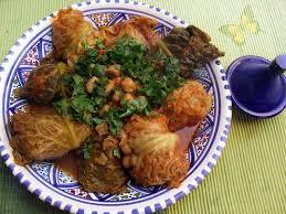 cuisine recette algerien recette de dolma de choux plat algérien recettes diététiques