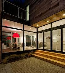 glass wall house design furniture decorations interior modern