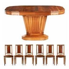 art deco dining room sets 50 for sale at 1stdibs
