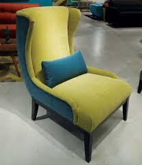 Peacock Blue Chair Accent On Chairs Furniture Today