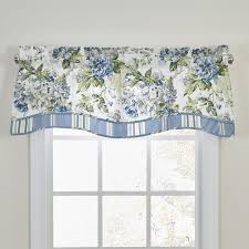 Valance Window Treatments by Window Waverly Kitchen Curtains Gold Valance Waverly Fabrics