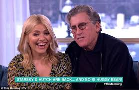 Starsky And Hutch Singer Holly Willoughby Gets Hit On By Starsky U0026 Hutch U0027s Glaser Daily