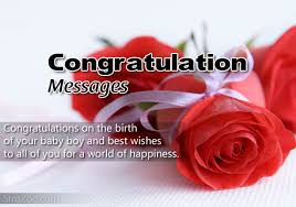 congratulation messages on different occasions