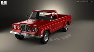 jeep gladiator 360 view of jeep gladiator 1962 3d model hum3d store