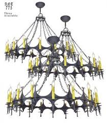 Antique Iron Chandeliers Vintage Hardware U0026 Lighting Restored Original Antique Lights