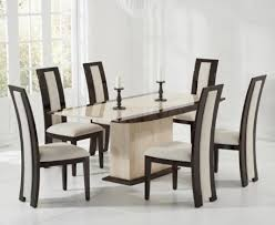 marble dining room sets buy the assisi 180cm pedestal marble dining table with raphael