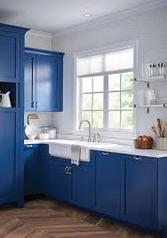 are blue cabinets trendy 35 of the top 2019 kitchen trends decorator s wisdom
