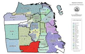 Map Of Chinatown San Francisco by The Supervisor Report Card Ronen Fewer And Safai Politics