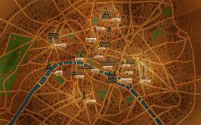 Maps Of Paris France by Maps Update 21051488 Tourist Attractions Map In Paris France