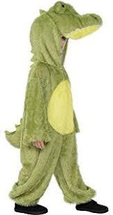 Alligator Halloween Costume Toddler Amazon Child U0027s Crocodile Halloween Costume Small 4 6 Skm