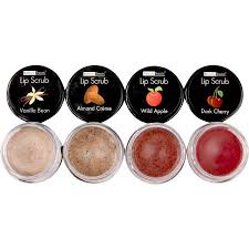 Lip Scrub treats lip scrub set 4 count walmart
