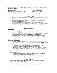 Sample Combination Resume Template by Resume Combination Resume Definition