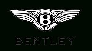 car logo black and white bentley symbol car wallpaper hd