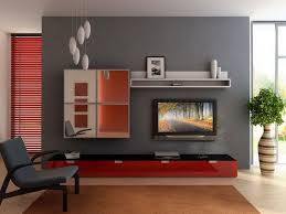 Minimalist Gray Family Room Paint  Home Ideas - Family room paint