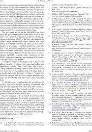 d agement bureau web based spatial decision support system andwatershed management
