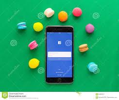 Social Tables Login Bangkok Thailand January 03 2017 Login Screen Facebook Icons