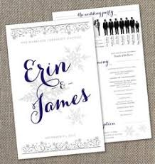 wedding programs sles this has the style of the one you like but in and