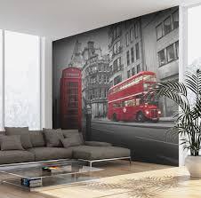 chambre a londres spécialiste français papier peint londres et cabine téléphonique