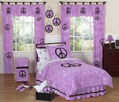 bedroom awesome tie dye comforter decor with beds and wooden