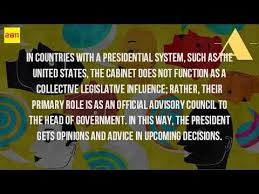 What Does The Presidents Cabinet Do What Is The Cabinet And What Does It Do Youtube
