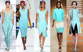 Colour Trend by Summer 2012 Colour Trend Electric U0026 Baby Blue Style