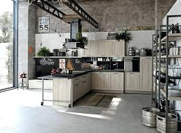 cuisine industrielle deco deco design cuisine cuisine industrielle actagares mactalliques