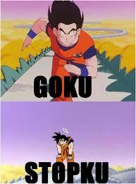 Dragon Ball Z Meme - anime and manga dragon ball meme and hilarious