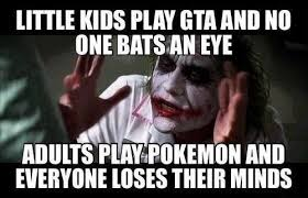 Mind Games Meme - double standards in gaming video games video game memes