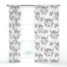 Boho Window Curtains Boho Window Curtains Handmade Curtains Boho Style Window