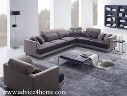 Living Room L Shaped Sofa Sofa Design Gray Fabric Sofa L Shape Design Living Room