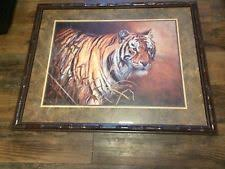 home interior tiger picture home interior tiger ebay