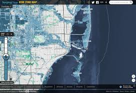 Map Card Austin by Sea Level Rise Could Send U S U0027climate Migrants U0027 Fleeing To