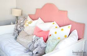 How To Make A Twin Bed Headboard by Hemnes Daybed Ikea Hack Honeybear Lane