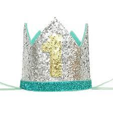 number 1 headband maticr glitter baby boy birthday crown number 1 headband