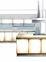 768x1024 kitchen interior design drawing ipad mini wallpaper