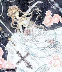 wedding dress anime anime wedding dresses