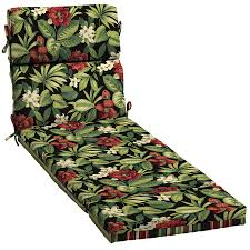Lowes Garden Treasures Patio Furniture - shop garden treasures black floral tropical standard patio chair