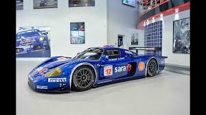 maserati mc12 race car 10 million will get you this championship winning maserati race car