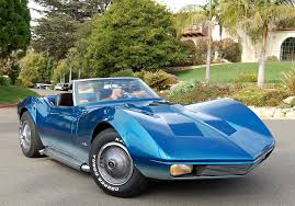 corvette mako a 1968 corvette mako shark convertible sold by californiaclassix com