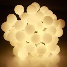 jndee waterproof berry lights 12m 100 led warm white