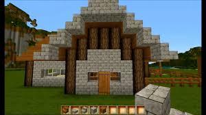 Bauernhaus Lb Gronkhs Bauernhaus 7 Minecraft Dachdecken Speicher Und