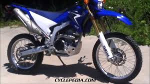 cyclepedia yamaha wr250 manual youtube