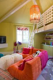 sofa fã r kinderzimmer jugendzimmer mit dachschräge 35 ideen für die gestaltung