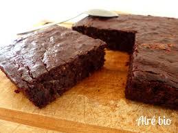 recette de cuisine sans oeuf gâteau au chocolat végétalien sans lait sans œuf sans beurre