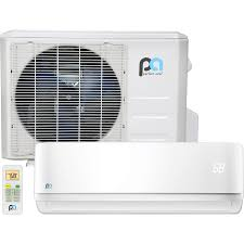 ductless mini split air conditioner perfect aire 18 000 btu 230v mini split heat pump sylvane