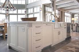 Kountry Kitchen Cabinets White Custom Cabinets In Lake Winnipesauke New Hshire