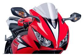 puig racing windscreen honda cbr1000rr 2012 2016 revzilla
